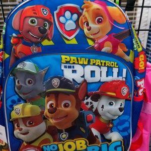 Kids Paw Patrol Backpack